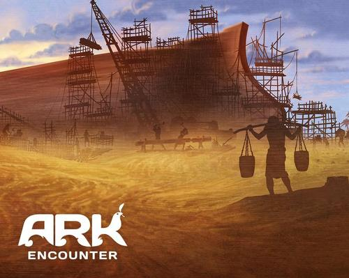 Indiana architects Troyer Group have been tasked with building the ark according to the dimensions provided in the Bible / The Ark Encounter