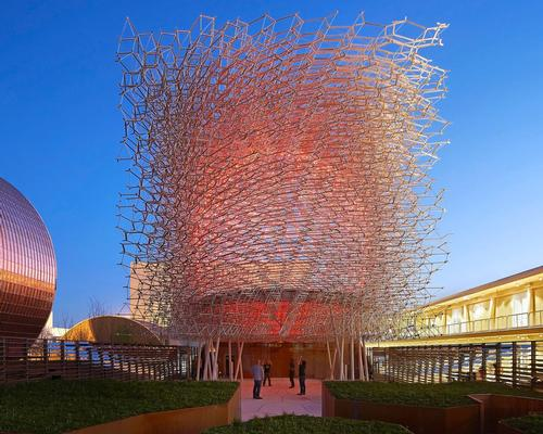Visitors to the Hive were taken on an experiential journey through the life of a bee colony / Wolfgang Buttress