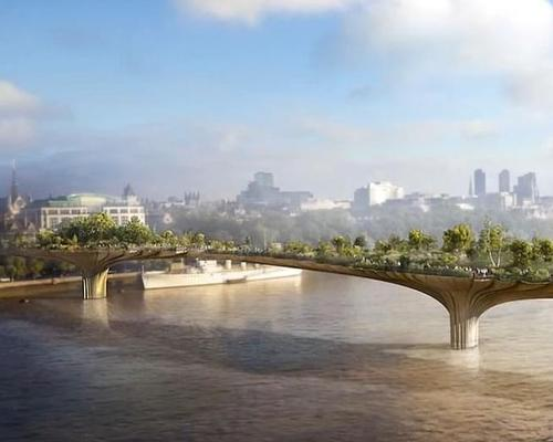 Work can continue on the £175m (US$294m, €216m) project following an agreement over the allocation of public funding / Heatherwick Studio