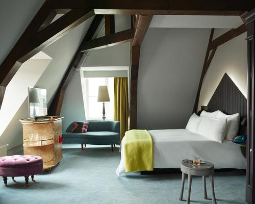 Once the renovations are completed, the Pulitzer Amsterdam will feature 225 guest rooms / Pulitzer Amsterdam