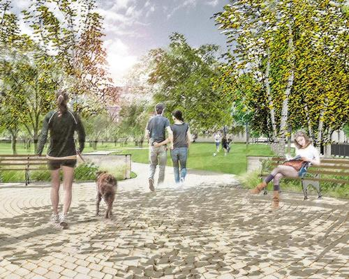 Parks Without Borders will make green spaces more beautiful and welcoming to bring communities closer together / NYC Parks & Recreation Department