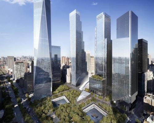 The performing arts complex, located in Lower Manhattan, will be a mixed-use cultural venue producing works of theatre, dance, music, opera and film / DBOX