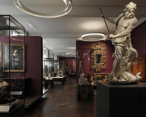 Architects ZMMA led the multi-million pound redesign of the seven Europe galleries / David Grandorge