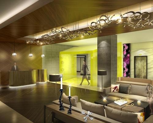 The hotel will open in Q1 2016 / Renaissance Hotels