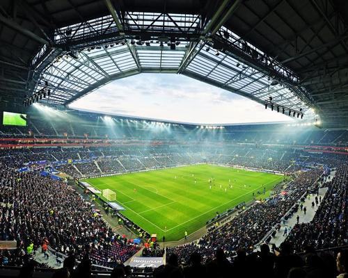 The 59,186-capacity Grand Stade de Lyon is now officially open / Populous