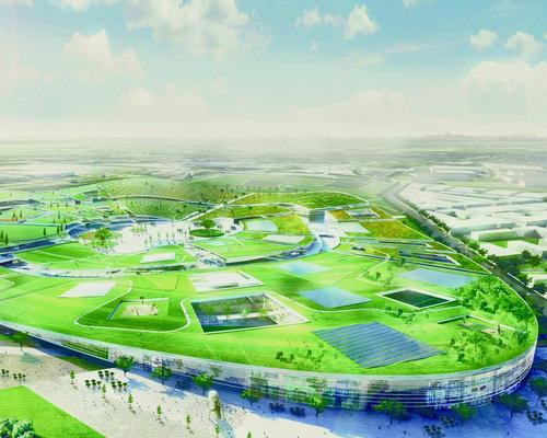 Bjarke Ingels has described EuropaCity as combination of 'authentic, lively, dense urban environments and streetscapes with open landscapes' / EuropaCity