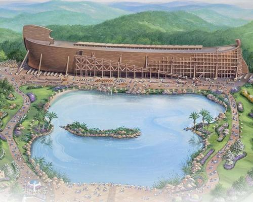 The Noah's Ark-inspired theme park is set to open in Kentucky in July