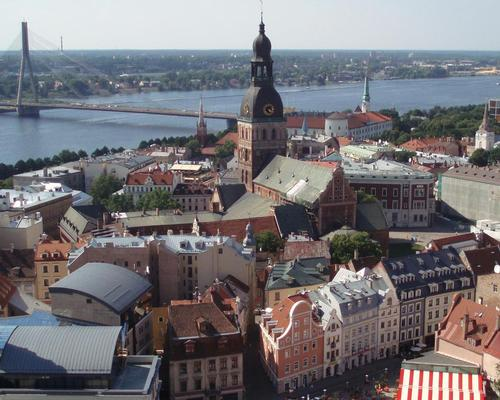 The museum in Riga will become a cultural landmark for Latvia and the Baltic states / David Holt