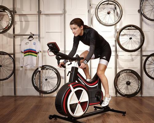 World champion cyclist Lizzie Armitstead teams up with Wattbike