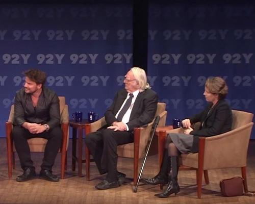 The quartet participated in a wide-ranging roundtable discussion / 92nd Street Y