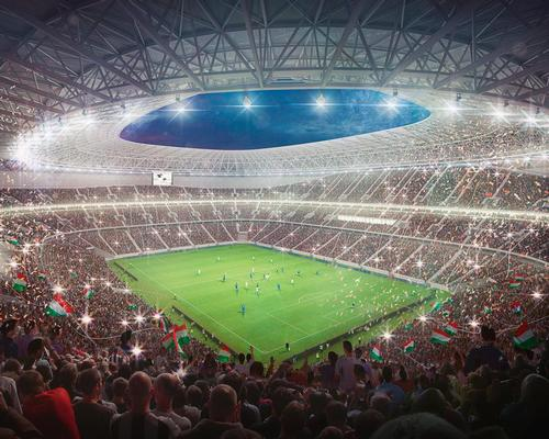 The new-look Ferenc Puskas Stadium –which will be used at Euro 2020 –has been earmarked for the 2024 Olympic Games football finals / National Sport Centers