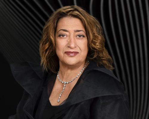 Zaha Hadid's studio have issued a strongly-worded statement in response to the copyright request / Mary McCartney
