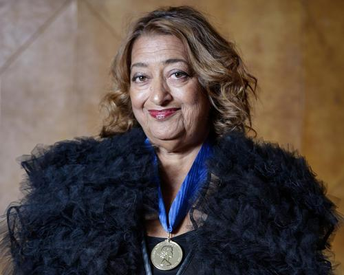 Zaha Hadid, the first woman to win the RIBA Gold Medal, used her acceptance speech to explain how architecture must