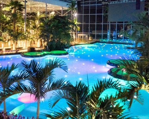 The Therme Bucharest Can Accommodate 4 000 Guests At Once