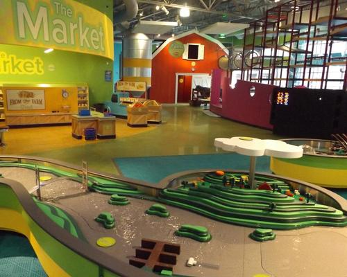 Formerly known as the Children's Museum of Siouxland, LaunchPAD has been redesigned by Jack Rouse Associates