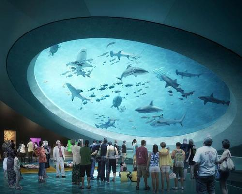 According to museum CEO Gillian Thomas, the site will leave visitors with 'a sense of wonder' / Patricia and Phillip Frost Museum of Science