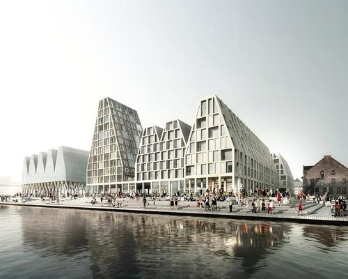 COBE overcame competition from six high-profile rivals to win the international design competition / COBE/Luxigon