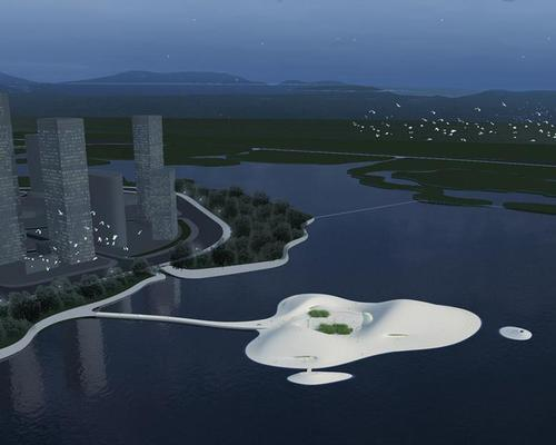 The project is estimated to cost around ¥800m (US$121.6m, €107m, £71.8m) and could be completed as soon as this year / MAD Architects