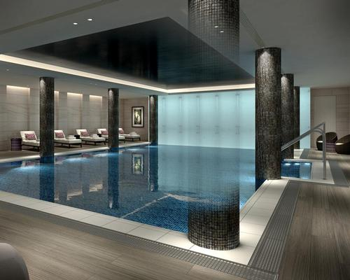 RPW Design transform wellness facilities for two Marriott London hotels