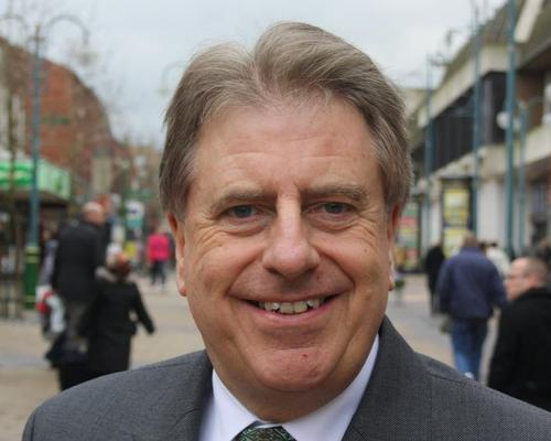 David Evennett has looked after Tracey Crouch's sports brief since January