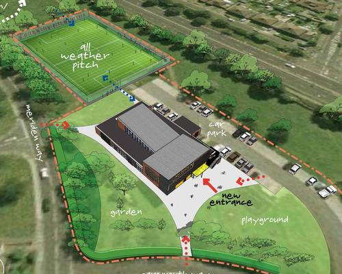 Watford FC to build £250k pitch for local community centre