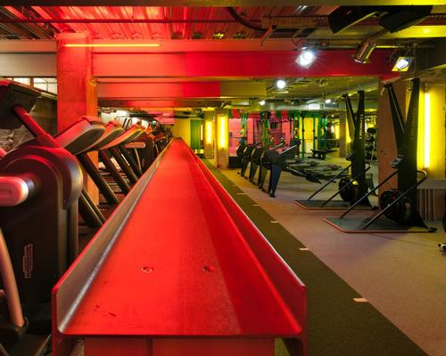 The gym floor of the 14,000sq ft (1,300sq m) Victoria site has been kitted out with a range of hand-picked equipment