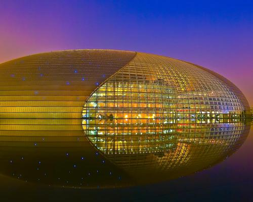 In the future, will more buildings look like China's National Grand Theatre? / Francisco Diez