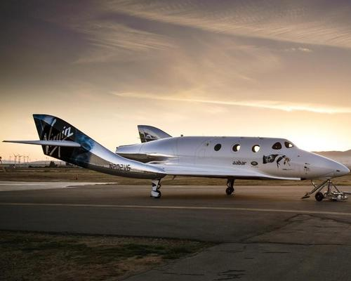 The new Virgin Spaceship (VSS) Unity is the first vehicle to be manufactured by Virgin Galactic's own manufacturing arm, The Spaceship Company