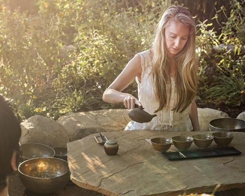 Aja Malibu bills itself as a 'luxury-boutique mountain retreat for the health and wellness-seeking connoisseur'
