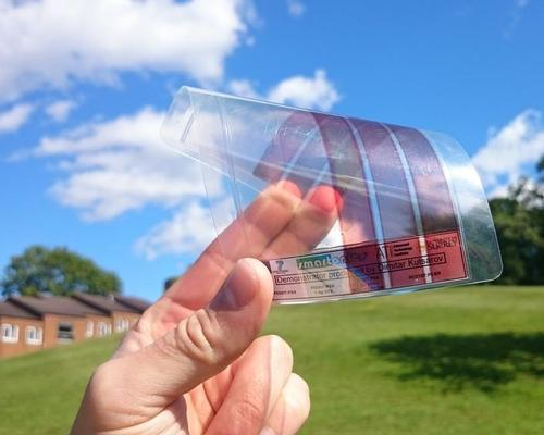 Inspired by the light-sensitive eyes of moths, scientists at the University of Surrey's Advanced Technology Institute have used biomimicry to create ultra-thin light-absorbing graphene sheets / University of Surrey