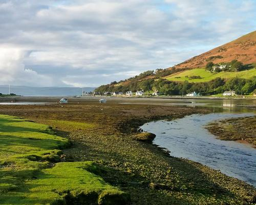 Many of the North Atlantic's islands, such as Arran, are aiming to pool common experiences of cold water tourism