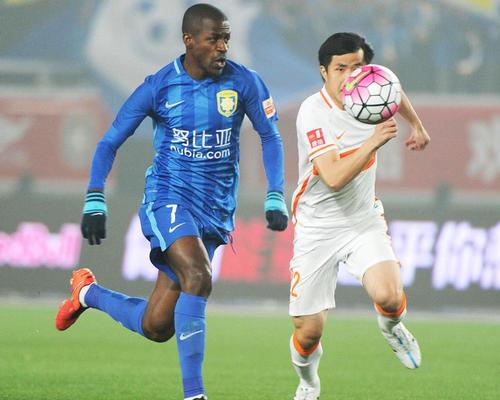 Ex-Chelsea player Ramires is one of the recognisable football stars to have joined Chinese clubs for big fees in 2016