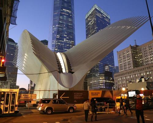 Santiago Calatrava's World Trade Center Hub, which opened this week / Port Authority of New York and New Jersey