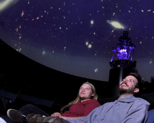 Teaming up with CosmoQuest, the planetarium will develop new creative commons-licensed content that can be freely used and modified
