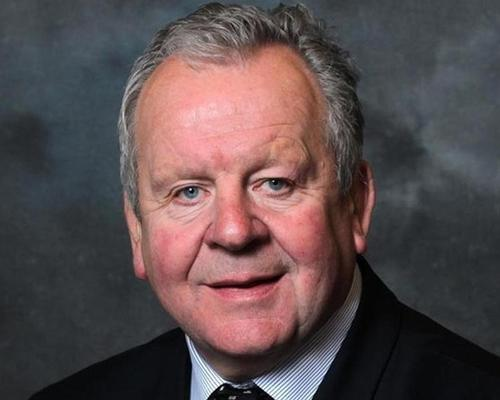Bill Beaumont is expected to be voted in to the role during an 11 May Council meeting in Dublin