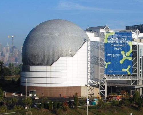 The US$5m donation will expand the planetarium's footprint to become the largest in the Western Hemisphere