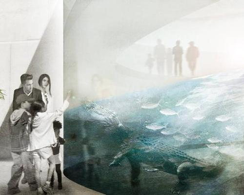 The museum explores the future sustainability of the region and its relationship with the metropolitan city of Guadalajara / Snohetta