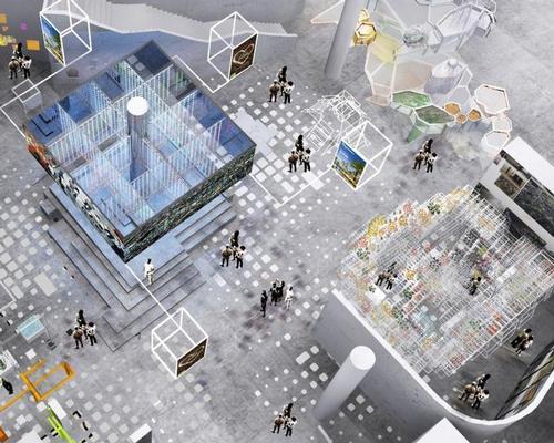 MET Studio have designed six interior galleries / MET Studio