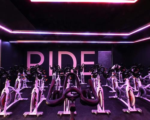 122832704ac Indoor cycling studio launches in former Parisian printing factory