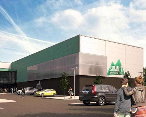 Summit Indoor Adventure is expected to be open to the public in May