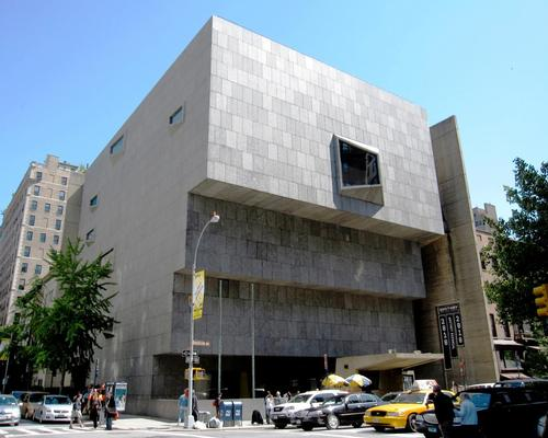 The building opened in 1966 to display the collection of the Whitney Museum of American Art