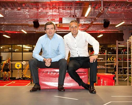 Seibold (right) and Best (left) originally joined forces after DW Sports acquired Fitness First's complete 62-club estate