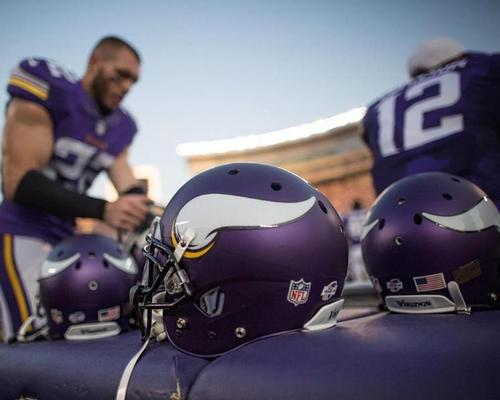 Vikings players will use the development as an indoor and outdoor training facility / Minnesota Vikings