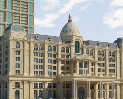 The recently-opened St Regis Dubai is one of Starwood's more than 1,270 properties in 100 countries