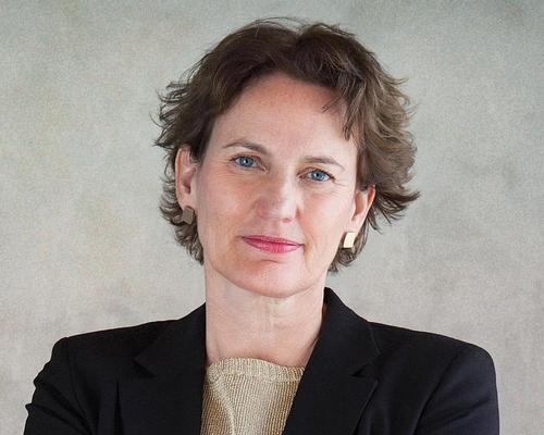 Mecanoo co-founder Francine Houben is leading the US$300m New York library renovation project / Mecanoo
