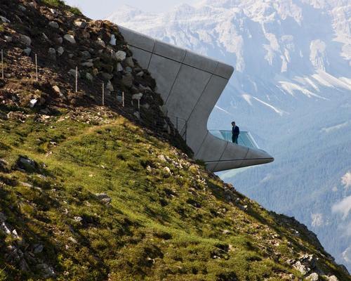 Messner Mountain Museum Corones / Inexhibit