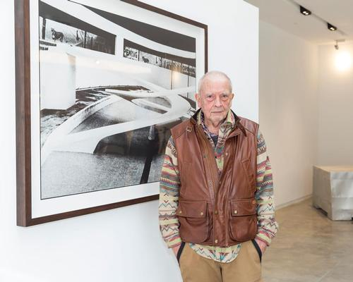 The world-famous photographer David Bailey has taken shots of the streets around Marylebone, London for the gallery / Frogmore & Galliard Homes