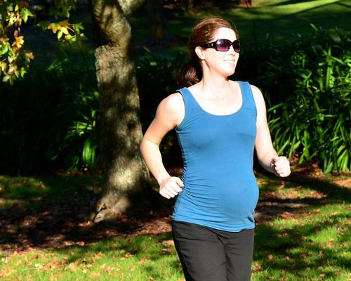 Born to run? Study suggests love of exercise starts in the womb