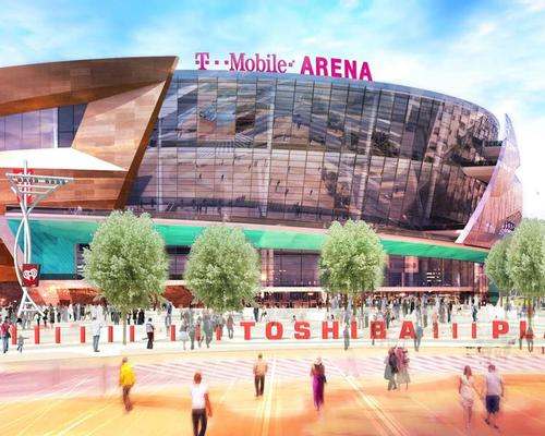 The US$375m (€329.5m, £263m) venue will become the region's largest indoor sports and entertainment venue and has been earmarked as the possible future home of teams in the National Hockey League and National Basketball Association / Populous
