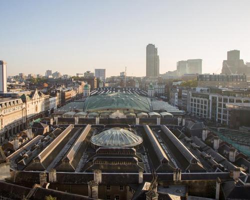 The Museum of London will relocate to a new home within the 19th century West Smithfield market buildings / MRC/Luke Hayes